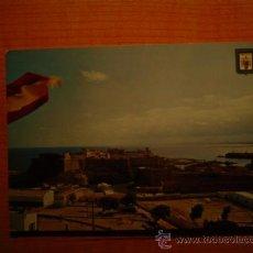 Postales: POSTAL MELILLA VISTA DE LA CIUDAD VIEJA ESCRITA. Lote 18785613