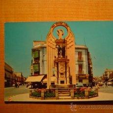 Postales: POSTAL MELILLA MONUMENTO A LOS CAIDOS ESCRITA. Lote 18785639