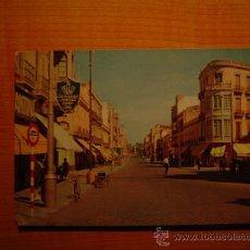 Postales: POSTAL MELILLA AVENIDA GENERALISIMO CIRCULADA. Lote 18785746