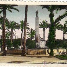 Postales: MELILLA - PLAZA DE ESPAÑA. Lote 21326011
