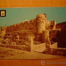 Postales: POSTAL IMAGENES ESCUDO DE ORO PRIMERA COLLECCION DE CASTILLOS Nº10 MELILLA SIN CIRCULAR. Lote 21644518