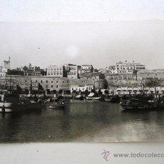 Postales: POSTAL DE MELILLA -6- CIUDAD ANTIGUA (FOTO IMPERIO, SIN CIRCULAR, AÑOS 50 APROX). Lote 21961577