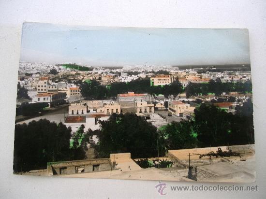 POSTAL DE MELILLA - 1048 - VISTA PARCIAL (SIN CIRCULAR, EDIT. RAFAEL BOIX, AÑOS 60 APROX) (Postales - España - Melilla Moderna (desde 1940))