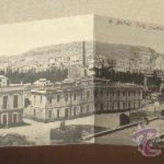 Postales: POSTAL CUÁDRUPLE ANTIGUA MELILLA VISTA GENERAL. . Lote 25508594