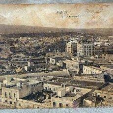 Cartes Postales: POSTAL , FOTOGRAFIA , MELILLA, VISTA GENERAL, EDICION M.V. POSTAL EXPRESS, Nº 101, 14 X 8 CM. Lote 23998891