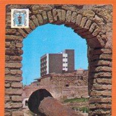 Postales: MELILLA - VISTA DESDE BATERIA DE LA MURALLA REAL PARADOR PEDRO DE ESTOPIÑAN - Nº 1359 MONTERO 1973. Lote 27265465