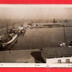 Postales: POSTAL DE MELILLA PUERTOEDICION BIIX HERMANOS SIN CIRCULAR . Lote 27623890