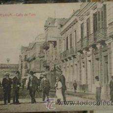 Postales: MELILLA - CASAS DE MONSEÑOR DE ROJAS 1915. Lote 27808757