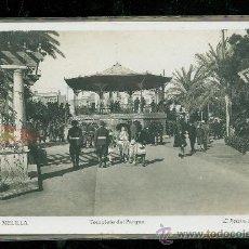 Postales: TARJETA POSTAL DE MELILLA. Nº 16. TEMPLETE DEL PARQUE. L. ROISIN, FOT.. Lote 28399537