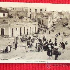 Postales: MELILLA - BARRIO DEL POLIGONO. Lote 28855507
