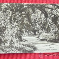 Postales: MELILLA - PARQUE HERNANDEZ. Lote 28855540
