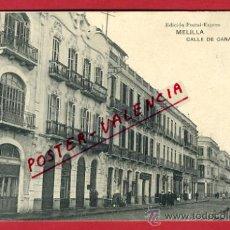 Cartes Postales: MELILLA, CALLE DE CANALEJAS, P64595. Lote 29036562