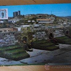 Postales: POSTAL DE MELILLA. BATERIA DE LA MURALLA REAL. POSTAL DE 1973. Lote 29275977