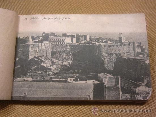 Postales: 20 Postales Recuerdo de Melilla Edición Boix Hermanos IIª Serie - Foto 4 - 32615103