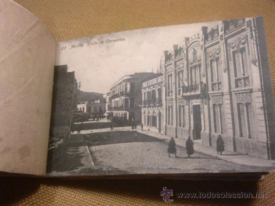 Postales: 20 Postales Recuerdo de Melilla Edición Boix Hermanos IIª Serie - Foto 9 - 32615103