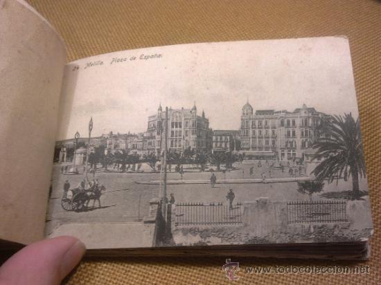 Postales: 20 Postales Recuerdo de Melilla Edición Boix Hermanos IIª Serie - Foto 10 - 32615103