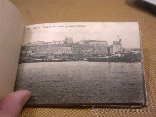 Postales: 20 Postales Recuerdo de Melilla Edición Boix Hermanos IIª Serie - Foto 11 - 32615103