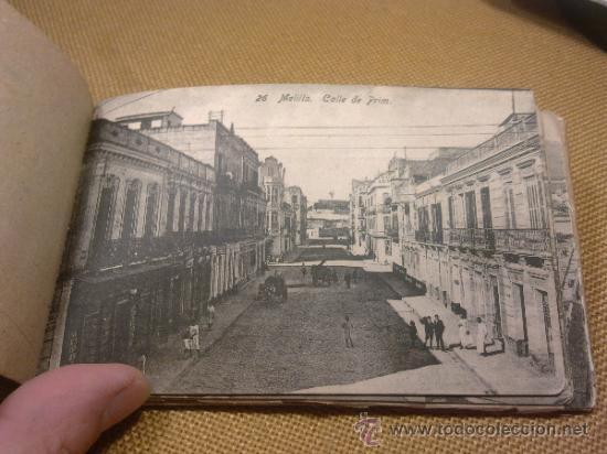 Postales: 20 Postales Recuerdo de Melilla Edición Boix Hermanos IIª Serie - Foto 12 - 32615103