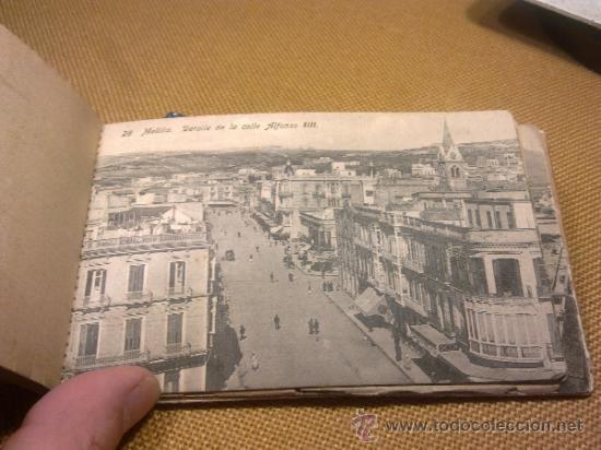 Postales: 20 Postales Recuerdo de Melilla Edición Boix Hermanos IIª Serie - Foto 14 - 32615103