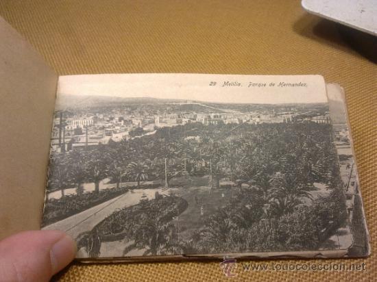 Postales: 20 Postales Recuerdo de Melilla Edición Boix Hermanos IIª Serie - Foto 15 - 32615103