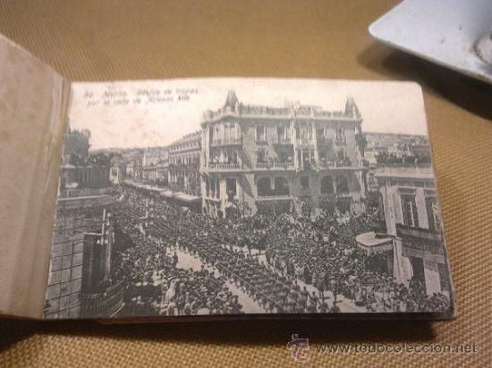 Postales: 20 Postales Recuerdo de Melilla Edición Boix Hermanos IIª Serie - Foto 16 - 32615103