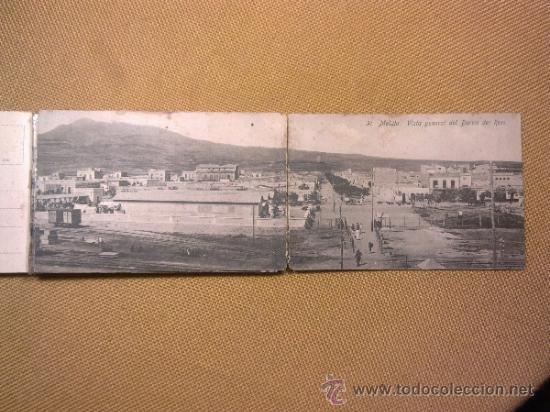Postales: 20 Postales Recuerdo de Melilla Edición Boix Hermanos IIª Serie - Foto 17 - 32615103