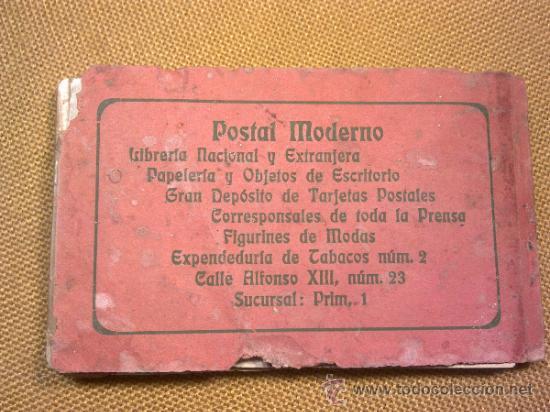 Postales: 20 Postales Recuerdo de Melilla Edición Boix Hermanos IIª Serie - Foto 21 - 32615103