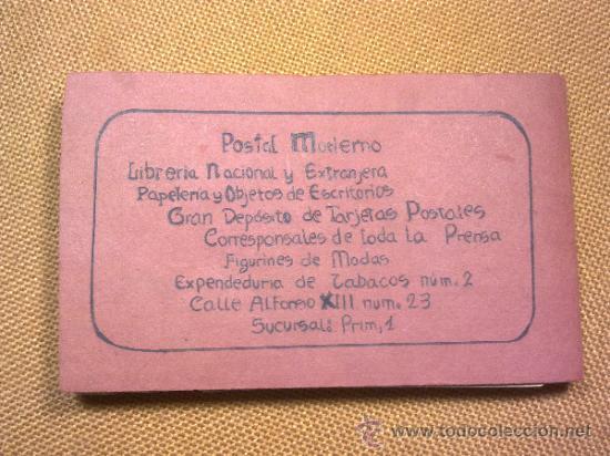 Postales: 20 Postales Recuerdo de Melilla Edición Boix Hermanos IIª Serie - Foto 22 - 32615103