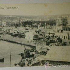 Postales: ANTIGUA POSTAL DE MELILLA - N. 22 - VISTA PARCIAL DE MELILLA- EDICION. BOIX HERMANOS. Lote 32618642