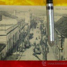 Postales: CEUTA ,EL REBELLIN , FOTOTIPIA DE HAUSER Y MENET MADRID ,14X9. Lote 32788817