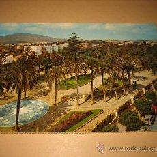Postales: MELILLA PARQUE HERNANDEZ EDICIONES FARDI. Lote 34218251