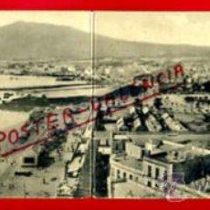 Postales: POSTAL CUADRUPLE , MELILLA , VISTA GENERAL , ORIGINAL ,P73000D. Lote 34393328