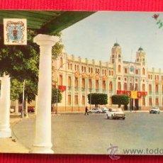 Postales: MELILLA - PLAZA DE ESPAÑA. Lote 38935883
