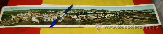 LIBRILLO 20 POSTALES Y VISTA GENERAL DE 4 POSTALES, EDICION BOIX HERMANOS.- RECUERDO DE MELILLA (Postales - España - Melilla Antigua (hasta 1939))