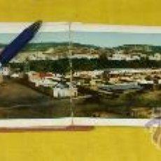 Postales: LIBRILLO 20 POSTALES Y VISTA GENERAL DE 4 POSTALES, EDICION BOIX HERMANOS.- RECUERDO DE MELILLA. Lote 35320756