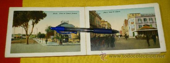 Postales: librillo 20 postales y vista general de 4 postales, EDICION BOIX HERMANOS.- recuerdo de melilla - Foto 4 - 35320756