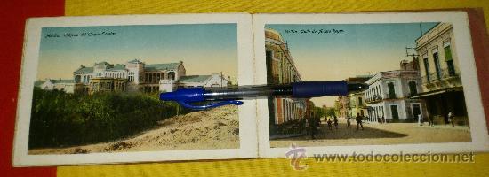 Postales: librillo 20 postales y vista general de 4 postales, EDICION BOIX HERMANOS.- recuerdo de melilla - Foto 7 - 35320756