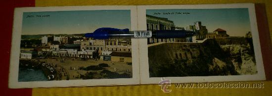 Postales: librillo 20 postales y vista general de 4 postales, EDICION BOIX HERMANOS.- recuerdo de melilla - Foto 9 - 35320756