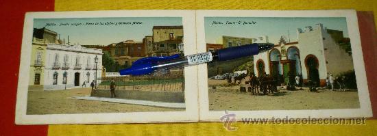 Postales: librillo 20 postales y vista general de 4 postales, EDICION BOIX HERMANOS.- recuerdo de melilla - Foto 10 - 35320756