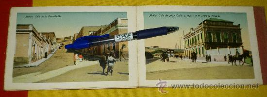 Postales: librillo 20 postales y vista general de 4 postales, EDICION BOIX HERMANOS.- recuerdo de melilla - Foto 11 - 35320756