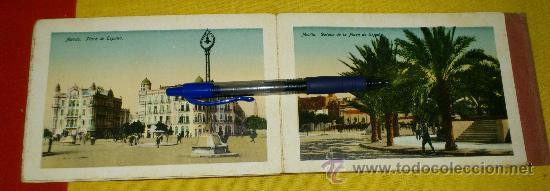 Postales: librillo 20 postales y vista general de 4 postales, EDICION BOIX HERMANOS.- recuerdo de melilla - Foto 12 - 35320756