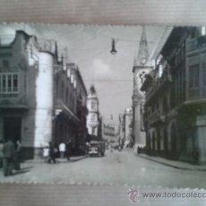 Postales: POSTAL FOTOGRAFICA MELILLA CALLE DEL EJERCITO ESPAÑOL. Lote 36470771