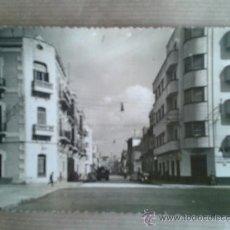 Postales: POSTAL FOTOGRAFICA CALLE O,DONELL MELILLA. Lote 36470779