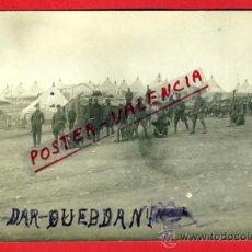 Postales: POSTAL MELILLA , DAR QUEBDANI , MILITARES , FOTOGRAFICA , ORIGINAL , P76465. Lote 36547700