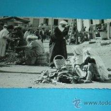 Postales: MELILLA. ZOCO. VENTA DE HORTALIZAS. ED. MIMOSA. AÑO 1960. SIN CIRCULAR. Lote 37113152