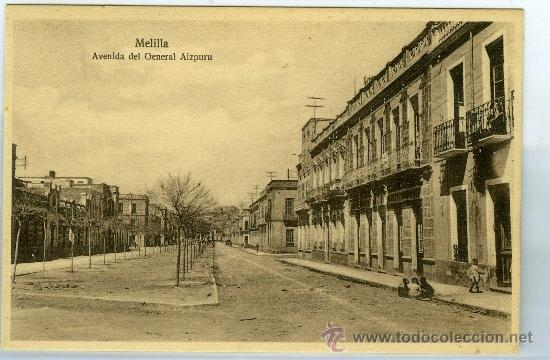 LOTE 19 POSTALES MELILLA (Postales - España - Melilla Antigua (hasta 1939))