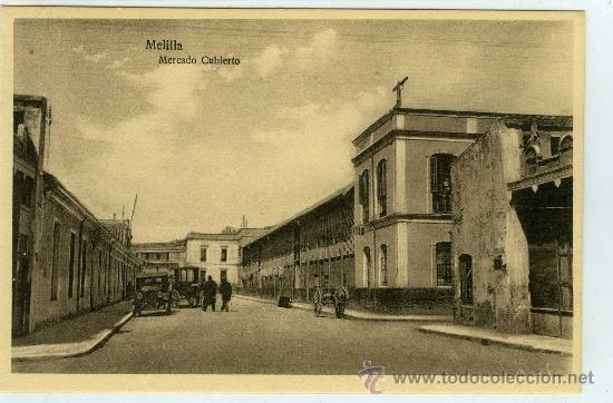 Postales: LOTE 19 POSTALES MELILLA - Foto 5 - 37663700