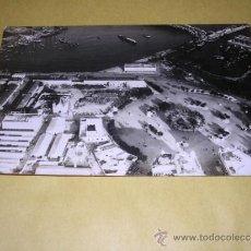 Postales: MELILLA - PLAZA DE ESPAÑA , POSTAL FOTOGRAFICA 1928 - 14X9 CM. . Lote 38023398