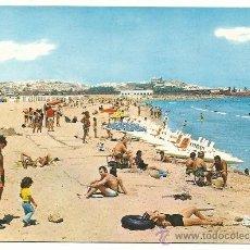 Postales: MELILLA.-PLAYA DE LOS CARABOS.-COLECCION PERLA Nº 5474. Lote 38042044
