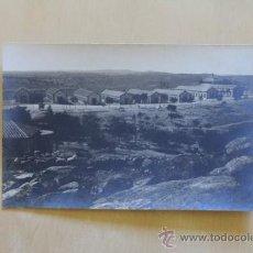 Postales: POSTAL CAMPAÑA DE MELILLA. 1909. VISTA GENERAL DEL CAMPAMENTO. . Lote 38108181